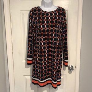 Michael Kors Long Sleeved Dress